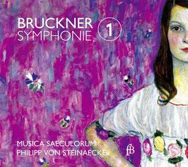 Anton Bruckner: Symphonie 1 (Fra Bernardo)