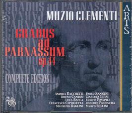 Muzio Clementi: Gradus ad Parnassum, op. 44, Complete Edition (Arts)