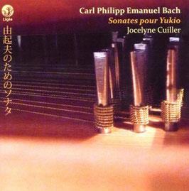 Carl Philipp Emanuel Bach: Sonates pour Yukio (Ligia Digital)