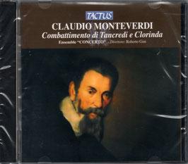 Claudio Monteverdi: Combattimento di Tancredi e Clorinda (Tactus)