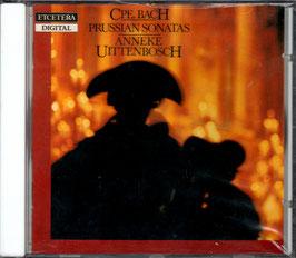 Carl Philipp Emanuel Bach: Prussian Sonatas (Etcetera)