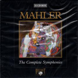 Gustav Mahler: The Complete Symphonies (Brilliant)