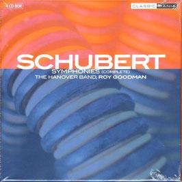 Franz Schubert: Symphonies (complete) (4CD, Classic Mania)