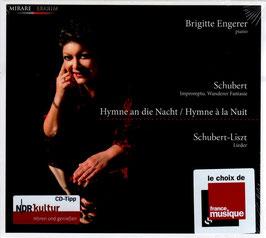 Franz Schubert: Hymne an die Nacht, Impromptu, Wandere Fantaisie, Lieder (Mirare)