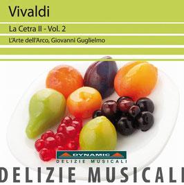 Antonio Vivaldi: La Cetra II, deel 2 (Dynamic)
