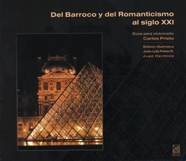 Del Barroco y del Romanticismo al siglo XXI, Duos para violoncello (Urtext)