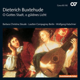 Dieterich Buxtehude: O Gottes Stadt (Carus)