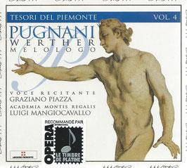 Geatano Pugnani: Werther (2CD, Opus 111)