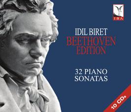 Ludwig van Beethoven: 32 Piano Sonatas (10CD, IBA)