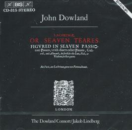 John Dowland: Lachrimae or Seaven Teares (BIS)