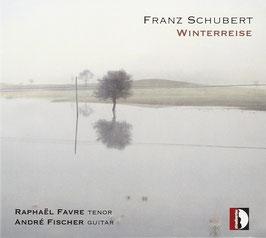 Franz Schubert: Winterreise, versie voor tenor en gitaar (Stradivarius)