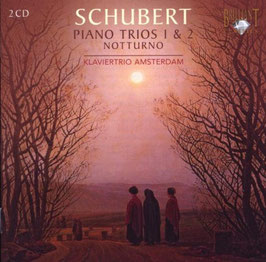 Franz Schubert: Piano Trios 1 & 2, Notturno (2CD, Brilliant)