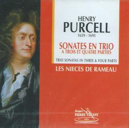 Henry Purcell: Sonates en Trio (Pierre Verany)