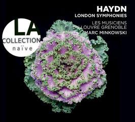 Franz Joseph Haydn: London Symphonies (Naïve)