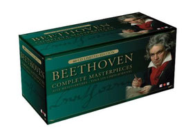 Ludwig van Beethoven: Complete Masterpieces (60CD, CD-rom, Sony)