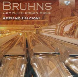 Nicolaus Bruhns: Complete Organ Music (Brilliant)