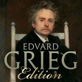 Edvard Grieg: Grieg Edition (25CD)
