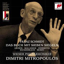Franz Schmidt: Das Buch mit sieben Siegeln (2CD, Sony)