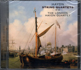 Joseph Haydn: String Quartets Op 20 (2CD, Hyperion)