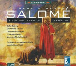 Richard Strauss: Salome (2CD, Dynamic)
