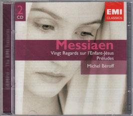 Olivier Messiaen: Vingt Regards sur l'Enfant-Jésus, Préludes (2CD, EMI)