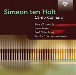 Simeon ten Holt: Canto Ostinato (2CD, Brilliant)