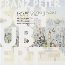 Franz Schubert: Complete Works for Fortepiano Trio (2CD, Accent)