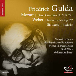 Friedrich Gulda: Mozart, Beethoven, Strauss (SACD, Praga)