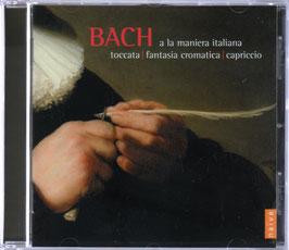 Johann Sebastian Bach: A la maniera Italiana (Naïve)