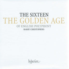 The Golden Age of English Polyphony: Fayrfax, Taverner, Sheppard, Mundy (10CD, Hyperion)