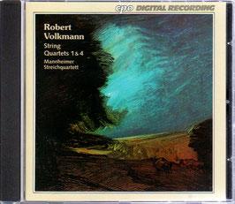 Robert Volkmann: String Quartets 1 & 4 (CPO)