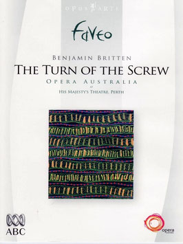 Benjamin Britten: The Turn of a Screw (DVD, ABC)