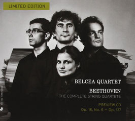 Ludwig van Beethoven: Op. 18 No 6 - Op. 127 (ZigZag Outhere)