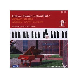Edition Klavier-Festival Ruhr, Almanach 1997-2004, 94 Recordings, 55 Pianists, 41 Composers (10CD, Avi)