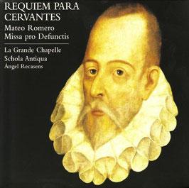 Mateo Romero: Requiem para cervantes, Missa pro Defunctis (Lauda)