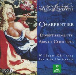 Marc-Antoine Charpentier: Divertissements, Airs et Concerts