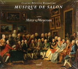 Claude-Bénigne Balbastre: Musique de Salon (2CD, Glossa)