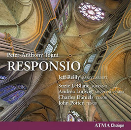 Peter-Anthony Togni: Responsio (Atma)