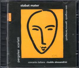 Giovanni Battista Pergolesi, Alessandro Scarlatti: Stabat Mater (Naïve)