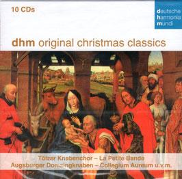 Christmas Classics (10CD, Deutsche Harmonia Mundi)