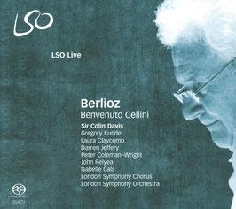 Hector Berlioz: Benvenuto Cellini (2SACD, LSO Live)
