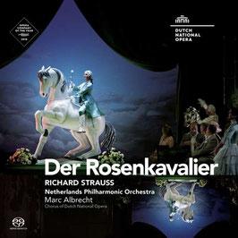 Richard Strauss: Der Rosenkavalier (3SACD, Challenge Classics)
