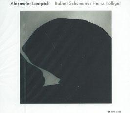 Robert Schumann: Kreisleriana, Heinz Holliger: Partita (ECM)