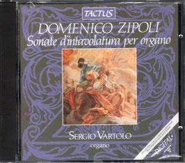 Domenico Zipoli: Sonate d'intavolatura per organo (Tactus)