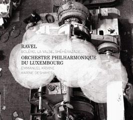 Maurice Ravel: Boléro, La Valse, Shéhérazade... (ZigZag)