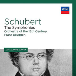 Franz Schubert: The Symphonies (4CD, Decca)