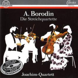 Alexander Borodin: Die Streichquartette (Thorofon)