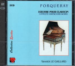 Antoine Forqueray: L'Oeuvre pour clavecin (2CD, Mandala)