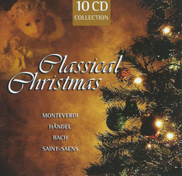 Classical Christmas (10CD, Documents)