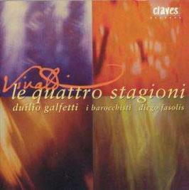 Antonio Vivaldi: Le Quattro Stagioni (Claves)